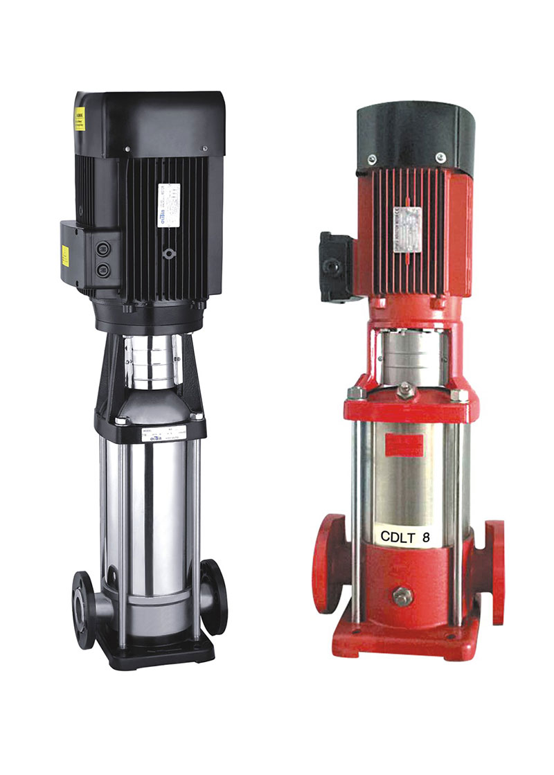 CDLF CDLT Vertical multistage pump